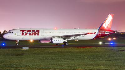PT-MXC - Airbus A321-231 - TAM Linhas Aéreas