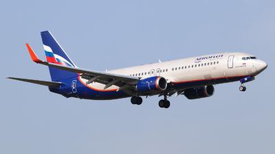 A picture of VPBRR - Boeing 7378LJ - Aeroflot - © Vitaly Revyakin