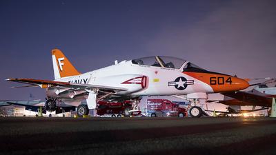 165064 - McDonnell Douglas T-45C Goshawk - United States - US Navy (USN)
