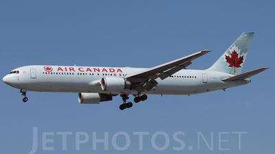 C-GEOU - Boeing 767-375(ER) - Air Canada