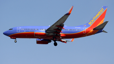 N704SW - Boeing 737-7H4 - Southwest Airlines