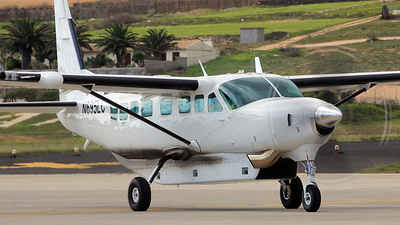 N695LC - Cessna 208B Grand Caravan - Private