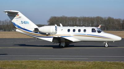 A picture of DIERF - Cessna 525 CitationJet CJ1 - [5250310] - © Davor - Sierra5