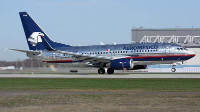 XA-PAM - Boeing 737-752 - Aeromexico