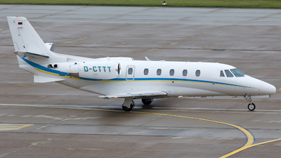 D-CTTT - Cessna 560XL Citation XLS - Augusta Air