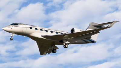 N553GS - Gulfstream G500 - Gulfstream Aerospace