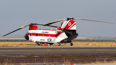 N471CH - Boeing CH-47D Chinook - Columbia Helicopters