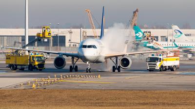 D-AIDO - Airbus A321-231 - Lufthansa