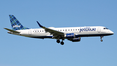 N228JB - Embraer 190-100IGW - jetBlue Airways