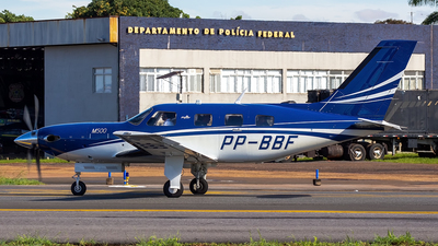 A picture of PPBBF - Piper PA46M500 - [4697637] - © MHR - Team BSB Spotter