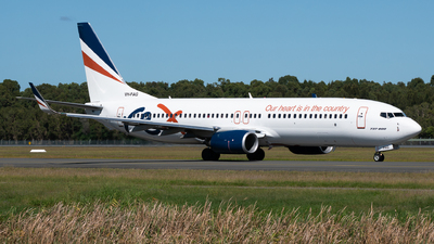 A picture of VHPAG - Boeing 7378FE - Regional Express - © Ben Long