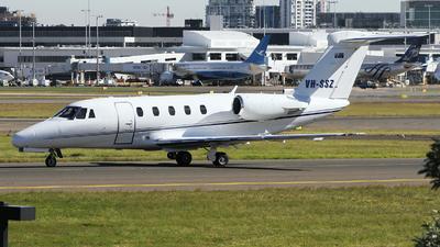 VH-SSZ - Cessna 650 Citation III - Private