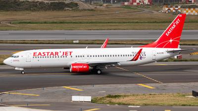 HL8375 - Boeing 737-86N - Eastar Jet