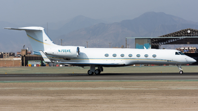 N755VE - Gulfstream G550 - Private