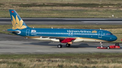 F-WWDG - Airbus A320-271N - Vietnam Airlines