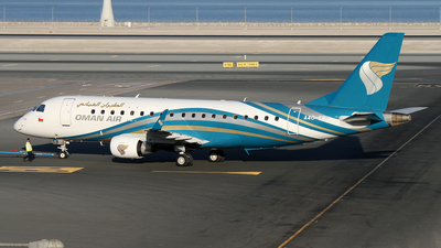 A picture of A4OEB - Embraer E175AR - Oman Air - © Daniel Lapierre Forget