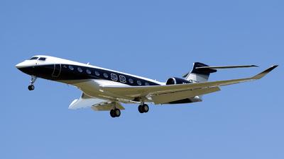 N706GD - Gulfstream G700 - Gulfstream Aerospace