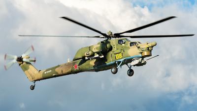 RF-95320 - Mil Mi-28N Havoc - Russia - Air Force