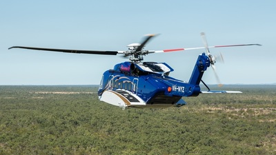 VH-NYZ - Sikorsky S-92A Helibus - Bond Helicopters Australia