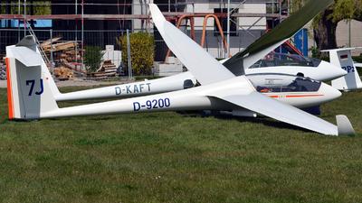 A picture of D9200 - RolladenSchneider LS7 - [7031] - © Volker Hilpert