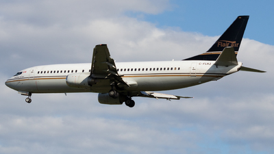 C-FLHJ - Boeing 737-4Q8 - Flair Air