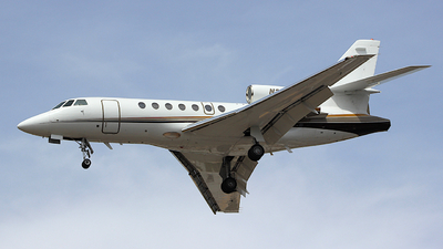 N3VF - Dassault Falcon 50EX - Private