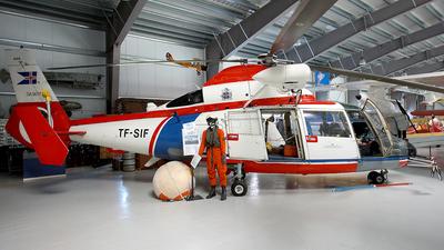 TF-SIF - Aérospatiale SA 365N Dauphin 2 - Iceland - Coast Guard