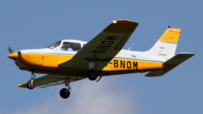 A picture of GBNOM - Piper PA28161 - [2816024] - © Ian Howat