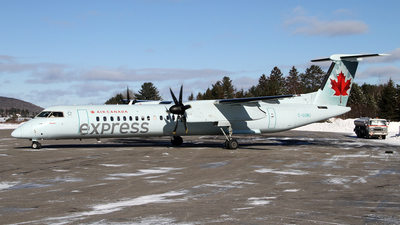 C-GGMU - Bombardier Dash 8-Q402 - Air Canada Express (Jazz Aviation)