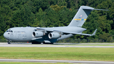 89-1192 - McDonnell Douglas C-17A Globemaster III - United States - US Air Force (USAF)