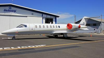 N145RG - Bombardier Learjet 45 - Private