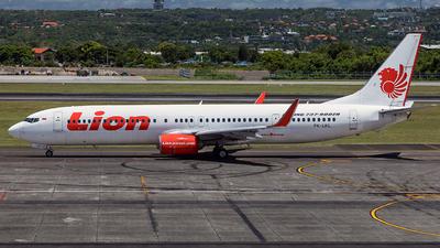 PK-LKL - Boeing 737-9GPER - Lion Air