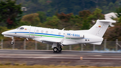 HK-5355 - Embraer 505 Phenom 300E - Internacional Ejecutiva de Aviación