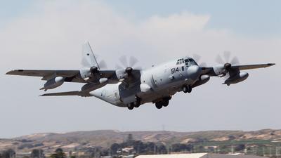 166514 - Lockheed Martin KC-130J Hercules - United States - US Marine Corps (USMC)