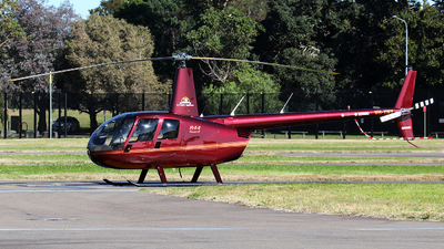 A picture of VHYNY - Robinson R44 II - [12558] - © Tim Bowrey