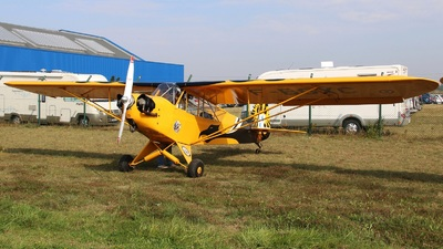F-BGXC - Piper J-3C-65 Cub - Private