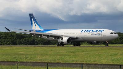 F-HROK - Airbus A330-343 - Corsair International