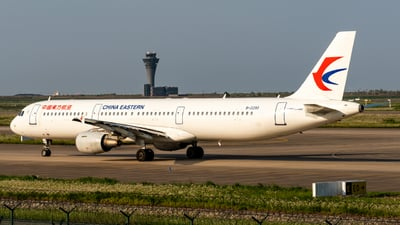 B-2290 - Airbus A321-211 - China Eastern Airlines