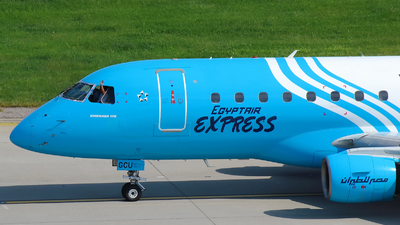 SU-GCU - Embraer 170-200STD - EgyptAir Express