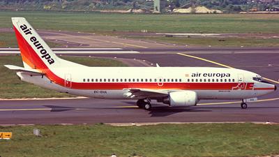 EC-EHA - Boeing 737-3L9 - Air Europa