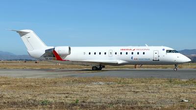 EC-GYI - Bombardier CRJ-200ER - Iberia Regional (Air Nostrum)