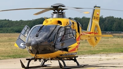 SP-HXS - Eurocopter EC 135P3 - Poland - Medical Air Rescue