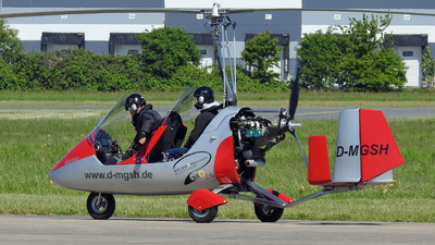 D-MGSH - Autogyro Europe MT-03 Eagle - Private