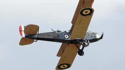 G-CDLI - De Havilland DH-9 - Private