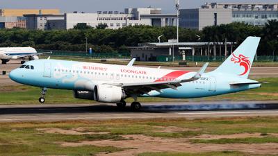 B-30F2 - Airbus A320-251N - Loong Air