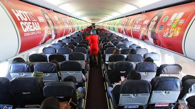 PK-AXT - Airbus A320-216 - Indonesia AirAsia