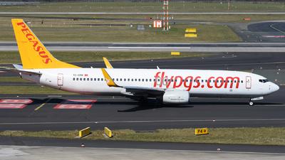 TC-CPR - Boeing 737-8GJ - Pegasus Airlines