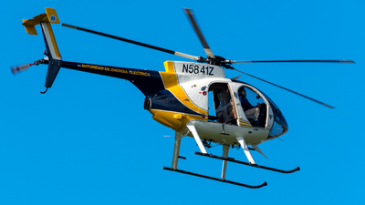 N5841Z - MD Helicopters MD-530F Lifter - Puerto Rico Electric Energy Authority