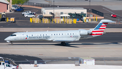 N706SK - Bombardier CRJ-701ER - American Eagle (SkyWest Airlines)