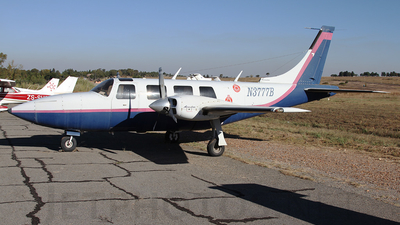 N3777B - Ted Smith Aerostar 601 - Private